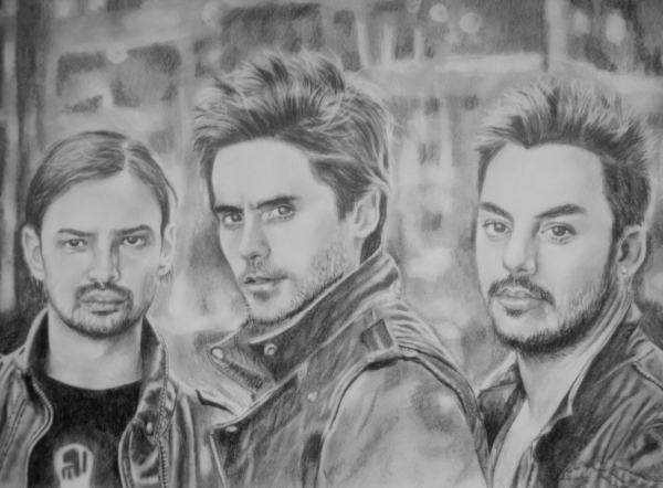 30 Seconds to Mars by Sorella